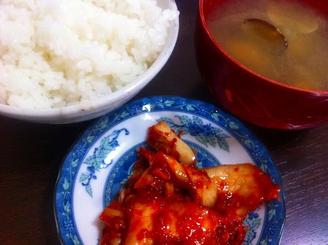 白菜キムチ頂セット