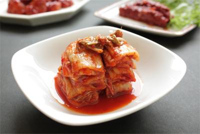 白菜キムチ 頂(いただき)